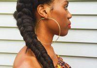 Best fishtail braid best ways to make a fishtail braid Amazing Fishtail Braids Ever For African Hair Choices